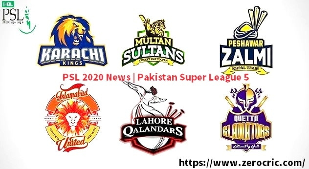 Pakistan Super league 2020 | PSL Overview