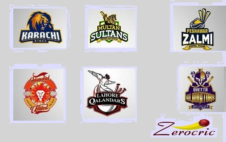 PSL 2020 Teams Squad (PSL 5 Teams & Full Players List)