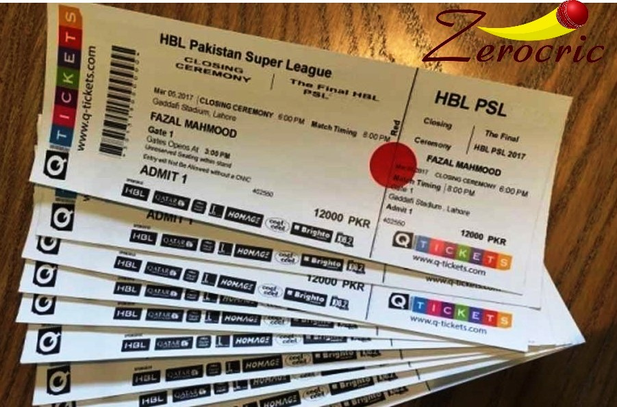 How to buy PSL 5 tickets Online? Pakistan Super League 2020 tickets Price