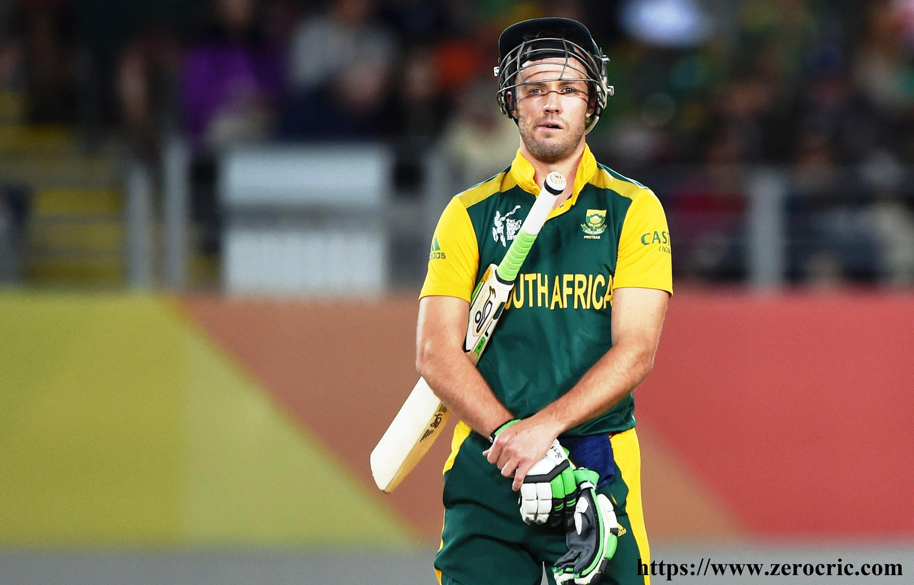 AB de Villiers don't perform in PSL 2020 to manage workload