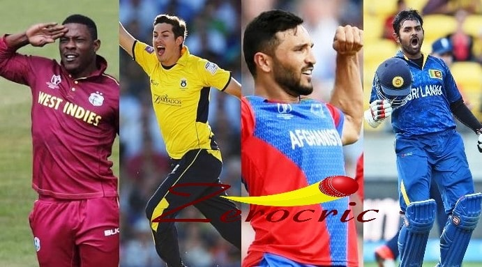 PSL 2020: List of Gold category players