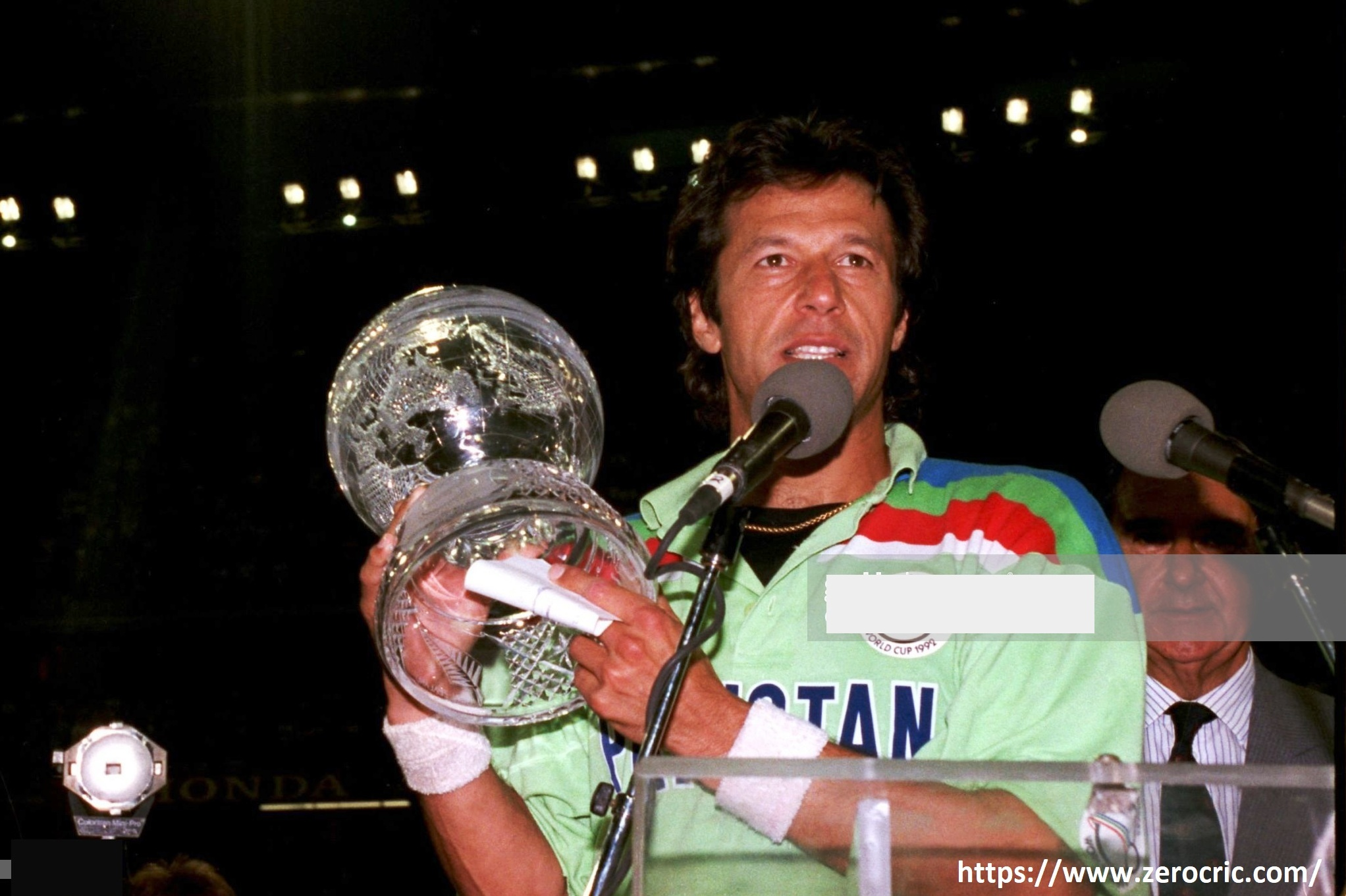 Imran Khan Cricket and Political Career