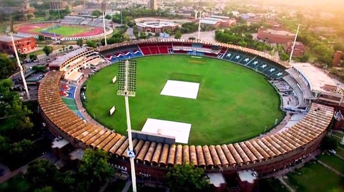Lahore Cricket Stadium – Gaddafi Stadium