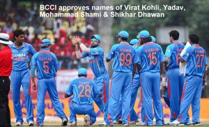 Indian_Cricket_Player names-BCCI