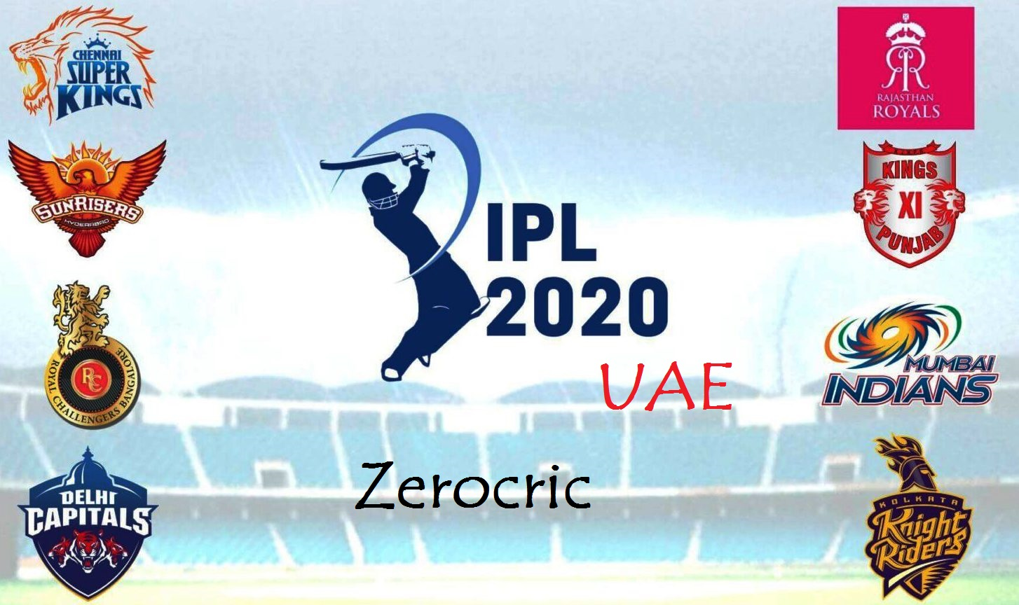 IPL 2020 will starts from September in UAE