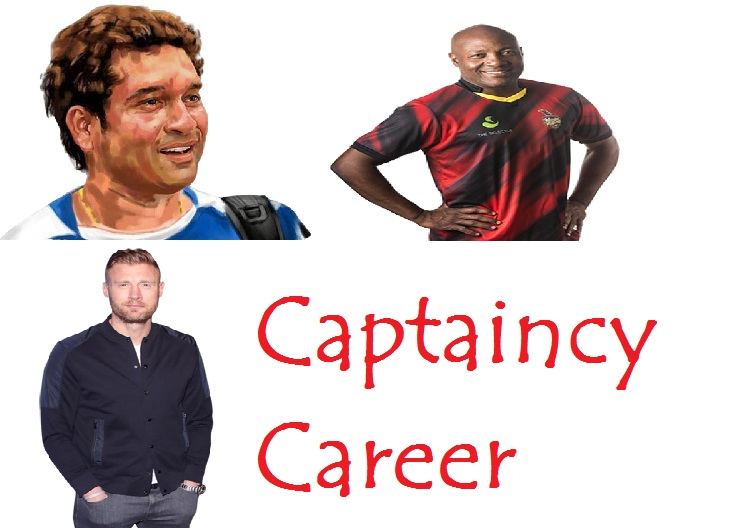 Poor Captaincy: Tendulkar, Lara & Flintoff Cricket Career